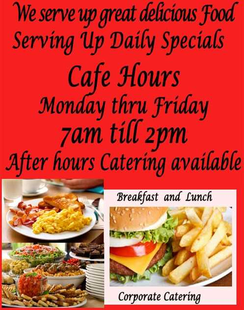 Yvonnes Cafe & Corporate Catering 480-967-6610 - Home on